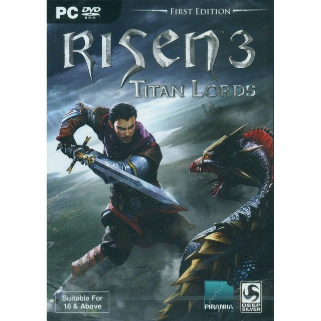 Risen 3: Titan Lords (English)