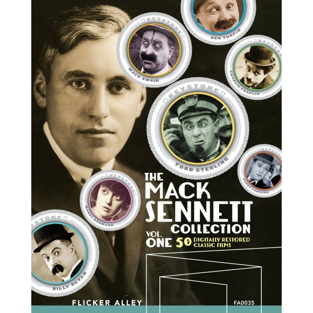 The Mack Sennett Collection: Vol. One