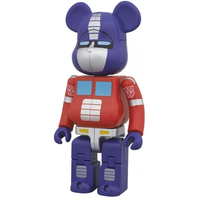 Be@rbrick Transformers: Optimus Prime