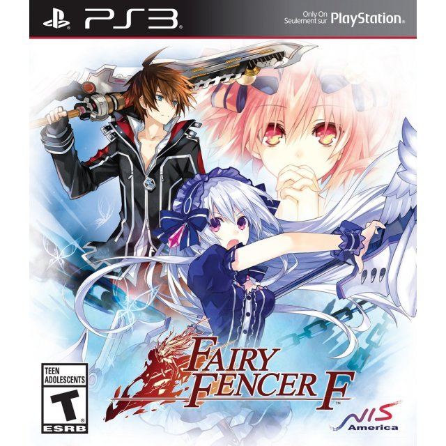 Fairy Fencer F (Limited Edition)