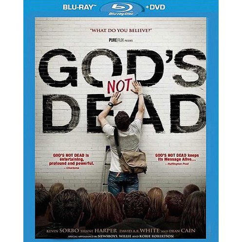 God's Not Dead [Blu-ray+DVD]