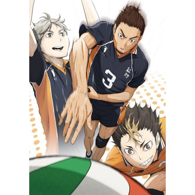 Haikyu Vol.3 [DVD+CD]