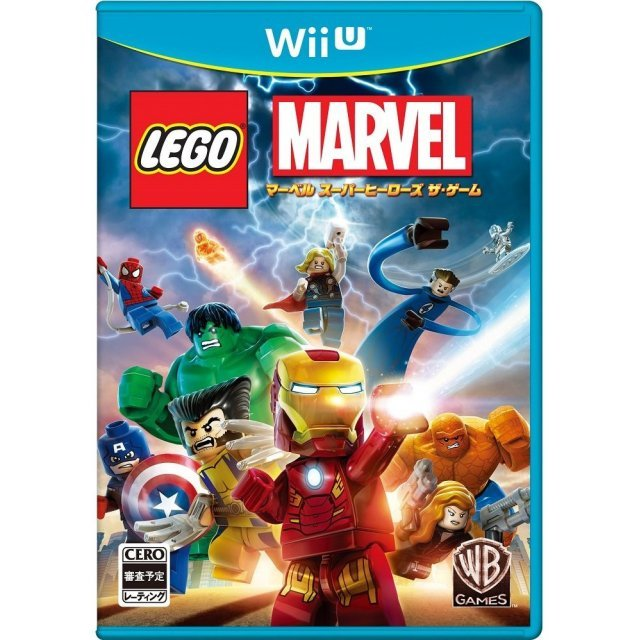 LEGO Marvel Super Heroes The Game