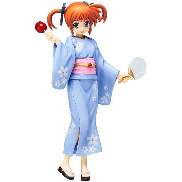 Magical Girl Lyrical Nanoha the MOVIE 2nd A's: Nanoha Takamachi Yukata Ver.