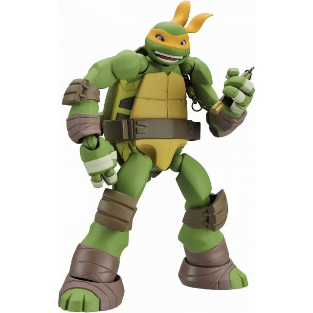 Revoltech Teenage Mutant Ninja Turtles: Michelangelo (Re-run)