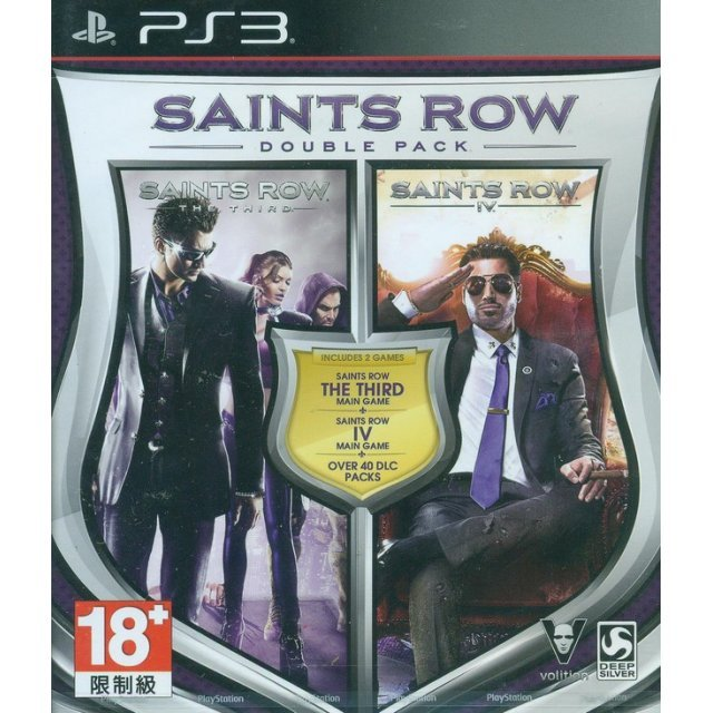 Saints Row Double Pack (English)