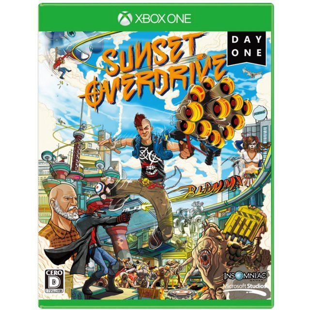 Sunset Overdrive [Day One Edition]