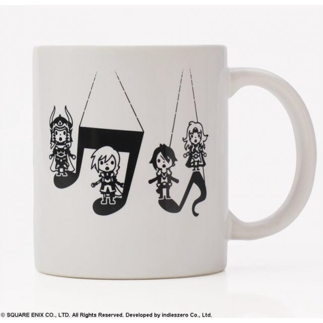 Theatrhythm Final Fantasy Curtain Call Mug Cup