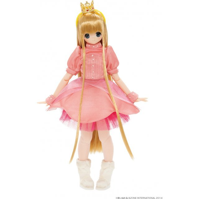EX Cute Family 10th Best Selection: Princess Chiika - Riding on the Swallow (Smile Mouth Ver.)