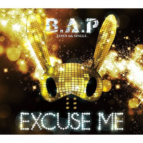 Excuse Me [CD+DVD Type A]