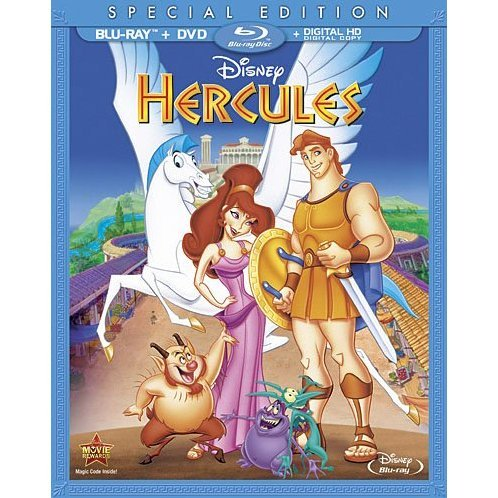 Hercules [Blu-ray+DVD+Digital Copy]