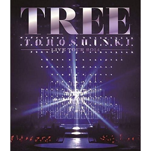 Tohoshinki Live Tour 2014 Tree