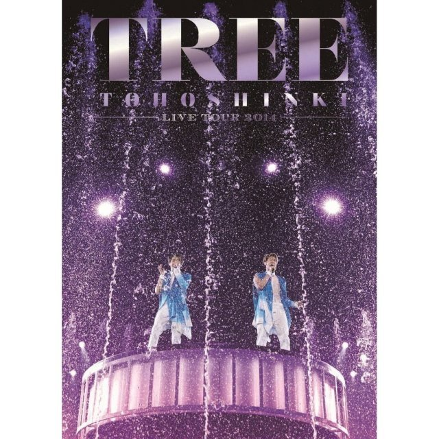 Tohoshinki Live Tour 2014 Tree [Limited Edition]