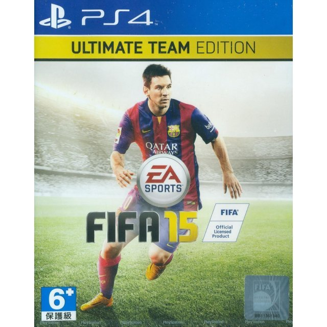 FIFA 15 Ultimate Team Edition (Chinese & English Sub)