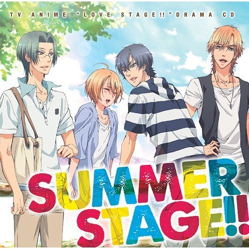 Love Stage Drama Cd - Summer Stage