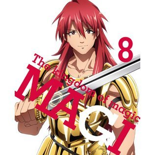Magi - The Kingdom Of Magic Vol.8