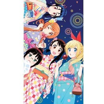 Nisekoi Vol.6 [DVD+CD Limited Edition]