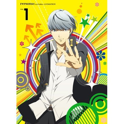 Persona4 The Golden Vol.1 [DVD+CD Limited Edition]