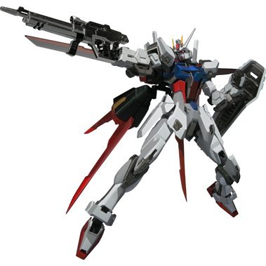 Robot Spirits Side MS Mobile Suit Gundam Seed: Aile Strike Gundam (Re-run)