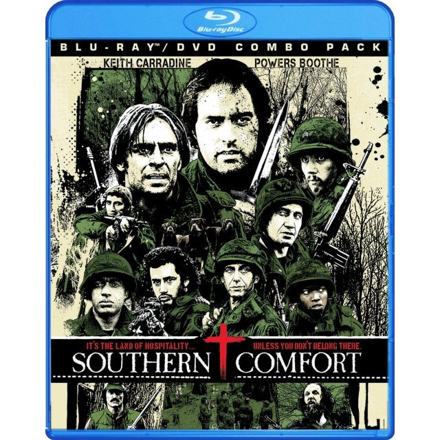 Southern Comfort [Bluray+DVD]