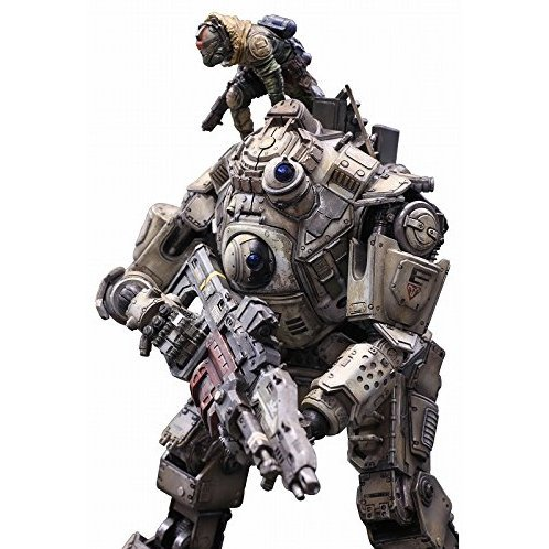 Titanfall Play Arts Kai: Atlas