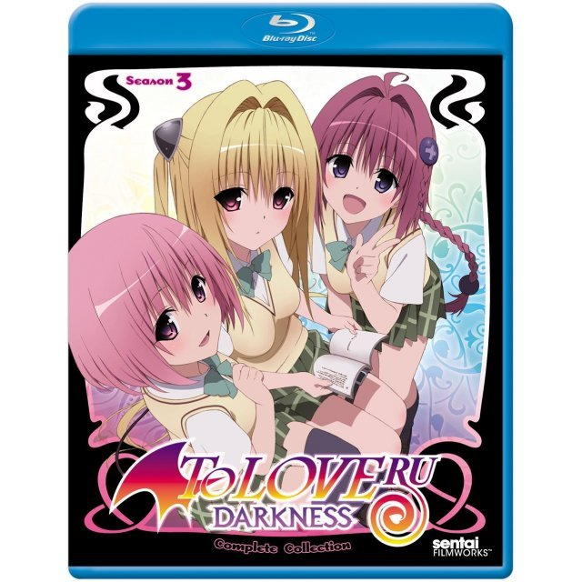 To Love Ru Darkness: Complete Collection