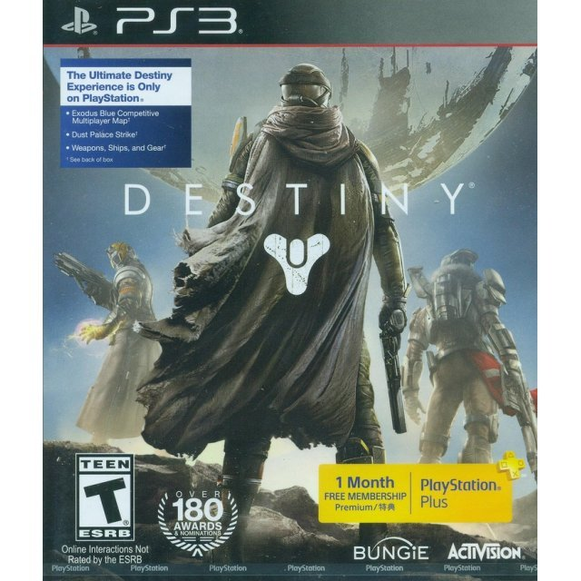 Destiny (English)