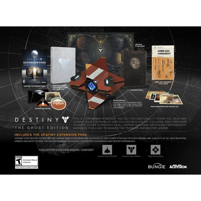 Destiny (The Ghost Edition)