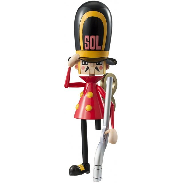 Excellent Model One Piece Portrait of Pirates Sailing Again: One-legged Soldier