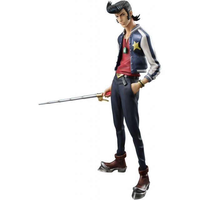 Excellent Model Space Dandy: Dandy