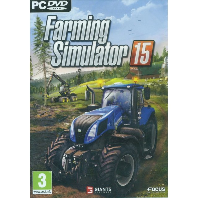 Farming Simulator 15 (DVD-ROM)