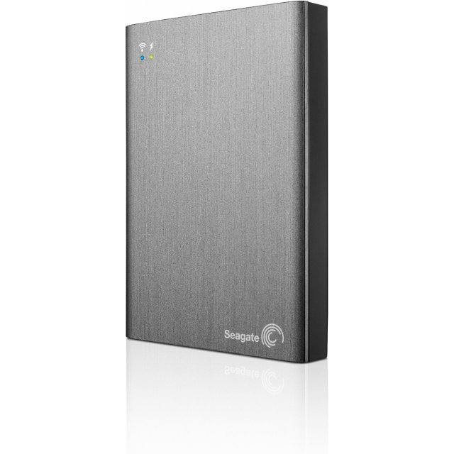 Seagate Wireless Plus 1TB, USB 3.0/WiFi