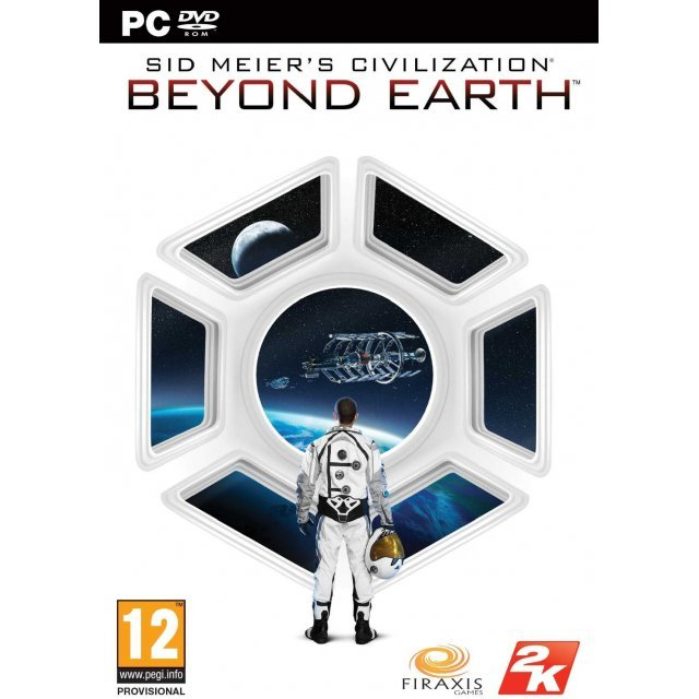 Sid Meier's Civilization: Beyond Earth (DVD-ROM)