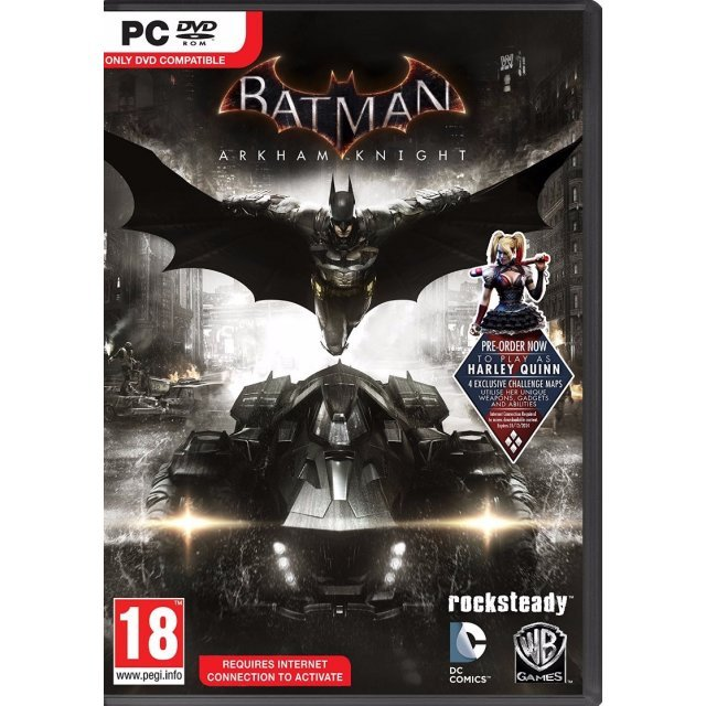 Batman: Arkham Knight (DVD-ROM)