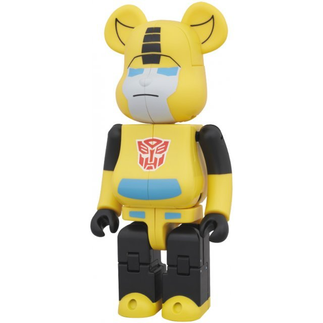 Be@rbrick Transformers: Bumblebee