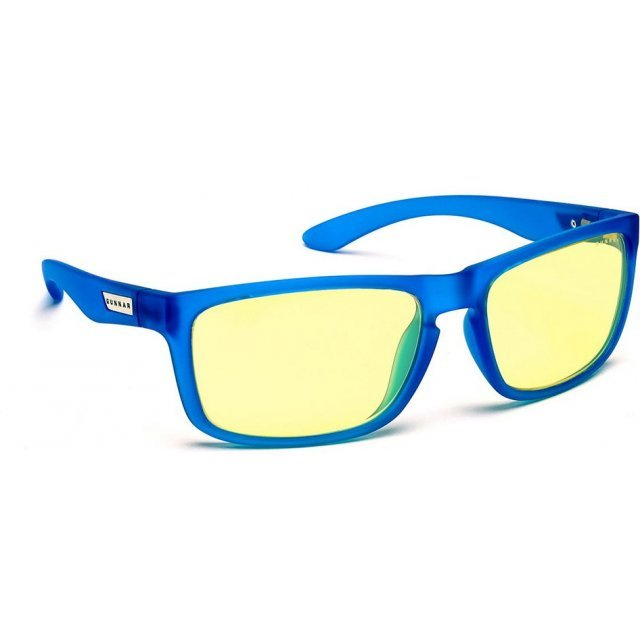 Gunnar Optiks Intercept Colors Gaming Eyewear (Cobalt)