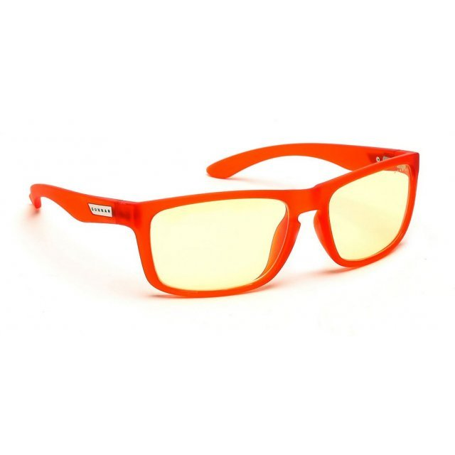 Gunnar Optiks Intercept Colors Gaming Eyewear (Fire)