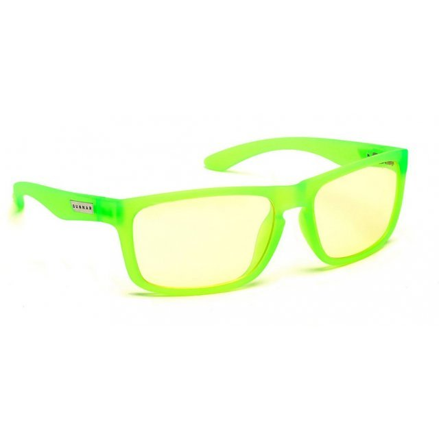 Gunnar Optiks Intercept Colors Gaming Eyewear (Kryptonite)