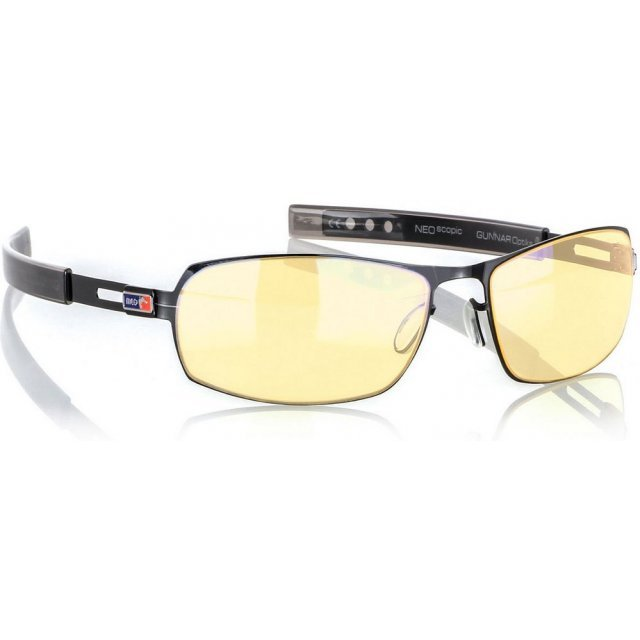 Gunnar Optiks MLG Phantom Gaming Eyewear (Gloss Onyx)