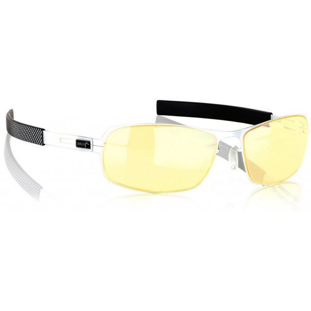 Gunnar Optiks MLG Phantom Gaming Eyewear (Snow Onyx)