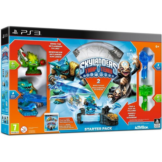 Skylanders Trap Team (Starter Pack)