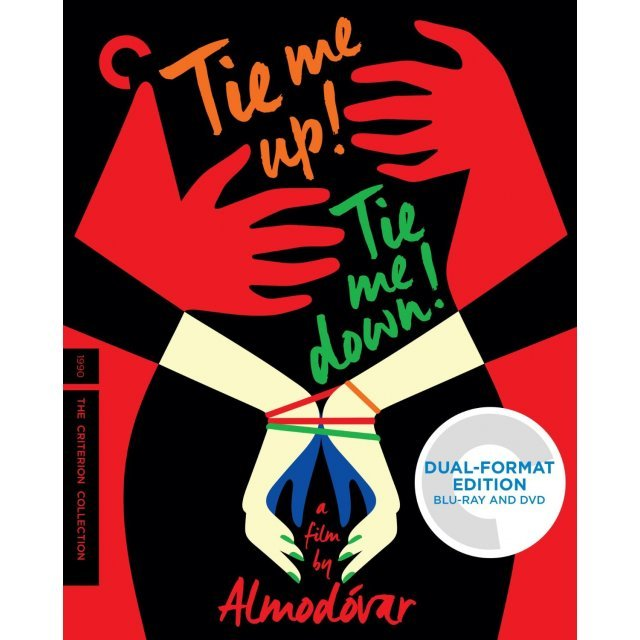 Tie Me Up! Tie Me Down! [Blu-ray+DVD]
