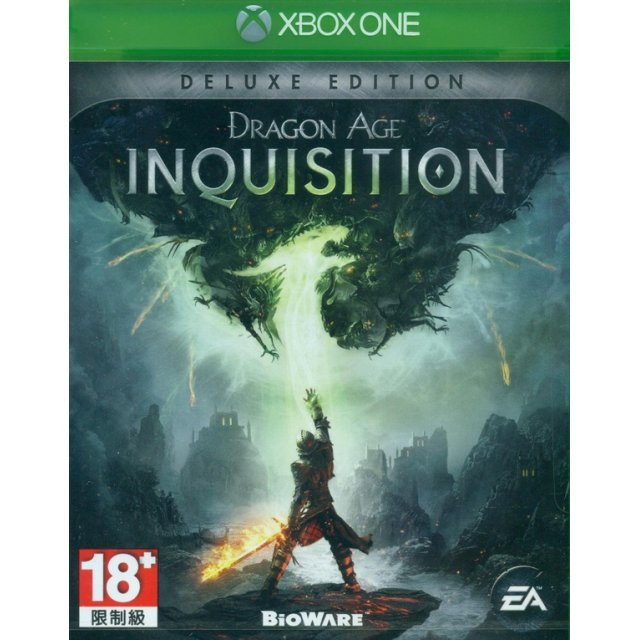 Dragon Age: Inquisition [Deluxe Edition] (English)
