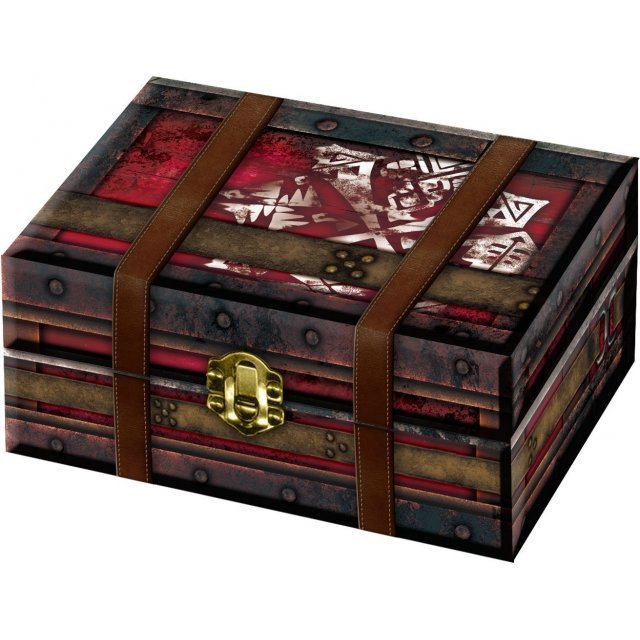 Monster Hunter Mobile Accessory Box (Delivery Box)
