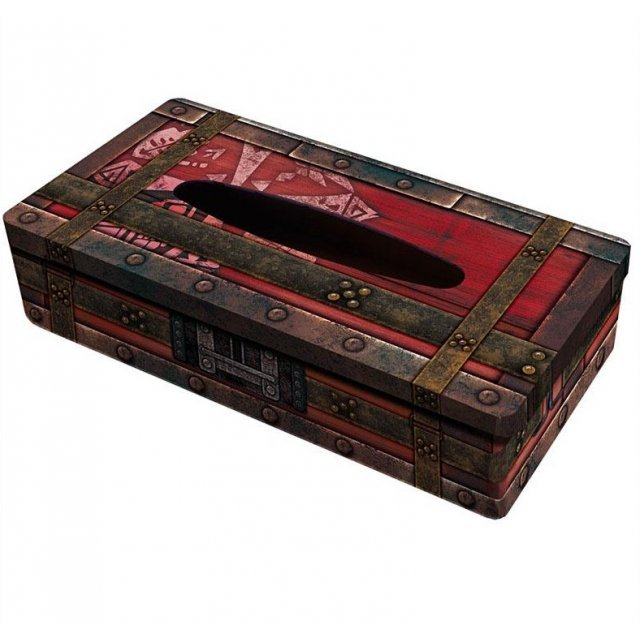 Monster Hunter Tissue Box Supplied Delivery of Goods Box