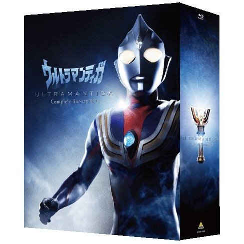 Ultraman Tiga Complete Blu-ray Box