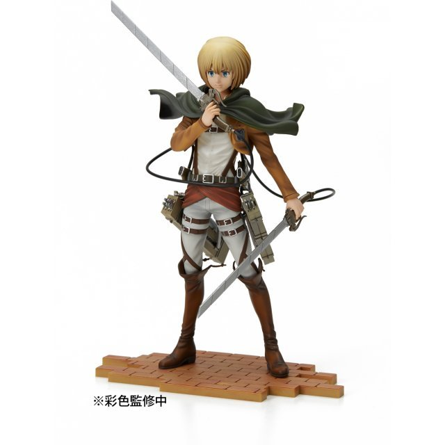 Attack on Titan Brave-Act: Arlert