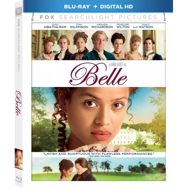 Belle [Blu-ray+Digital HD+UltraViolet]