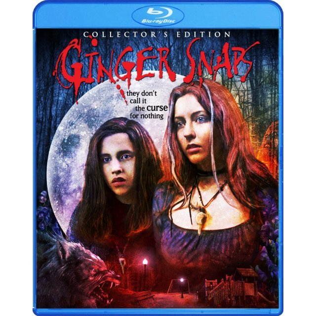Ginger Snaps (Collector's Edition) [Bluray+DVD]