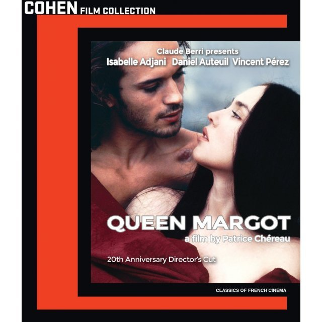 Queen Margot (20th Anniversary Director's Cut)